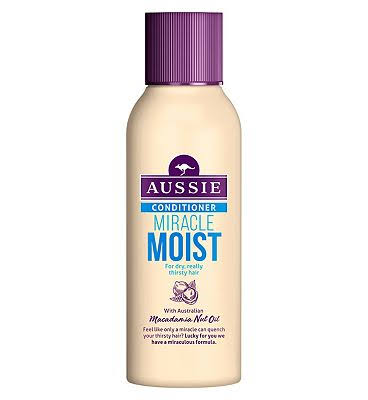 Aussie Miracle Moist Conditioner - 90ml