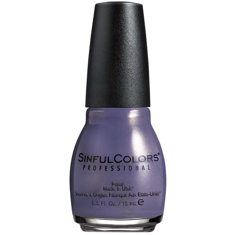 SinfulColors Professional Nail Polish, Forbitten Fruit 2412 - 0.5 fl oz