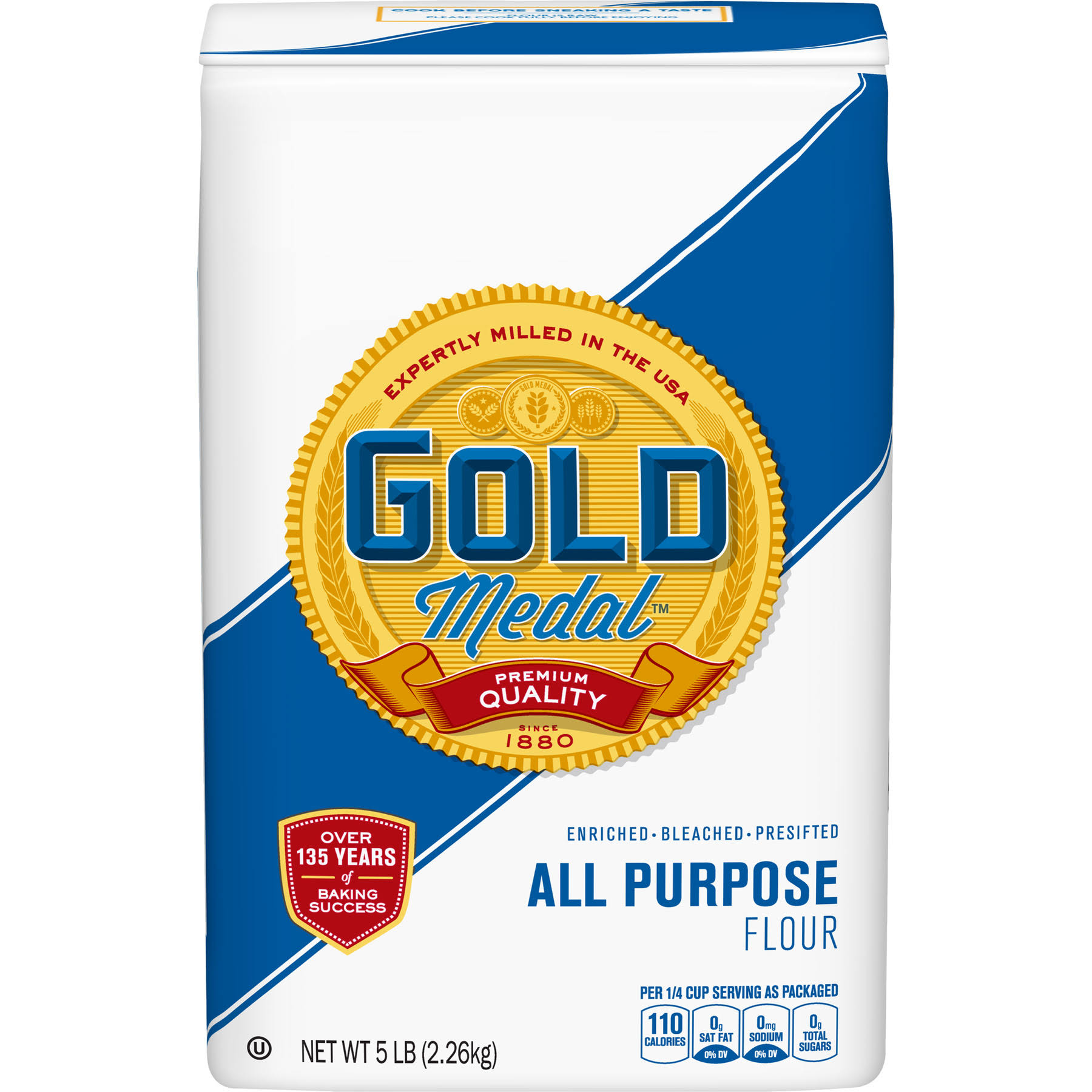 Gold Medal All Purpose Flour - 5lbs