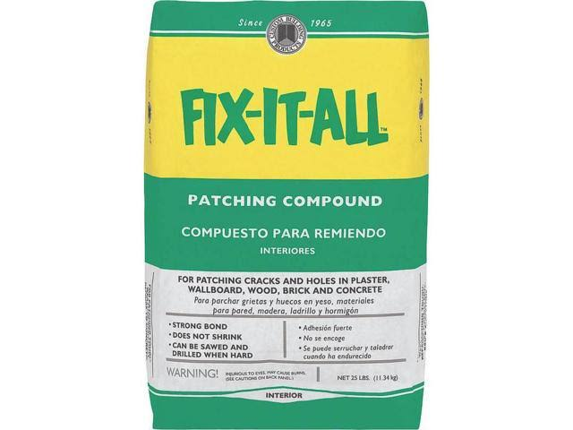 Custom Building Products Fix-It-All Patching Compound