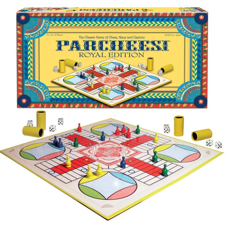 Winning Moves Parcheesi, Royal Edition