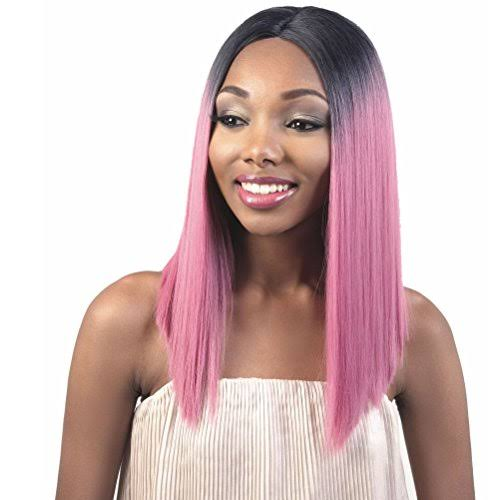 LDP-Romi Lace Front Synthetic Wig by Motown Tress RT1B/LILAC