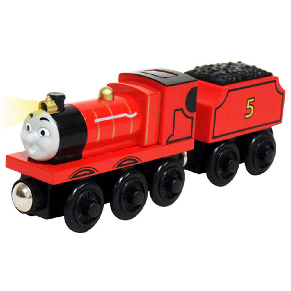 Thomas & Friends James Lights The Way Toy
