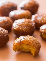 Dunkin Donuts Pumpkin Donut Ingredients by Pumpkin Crème Brûlée Doughnuts Spoon Fork Bacon