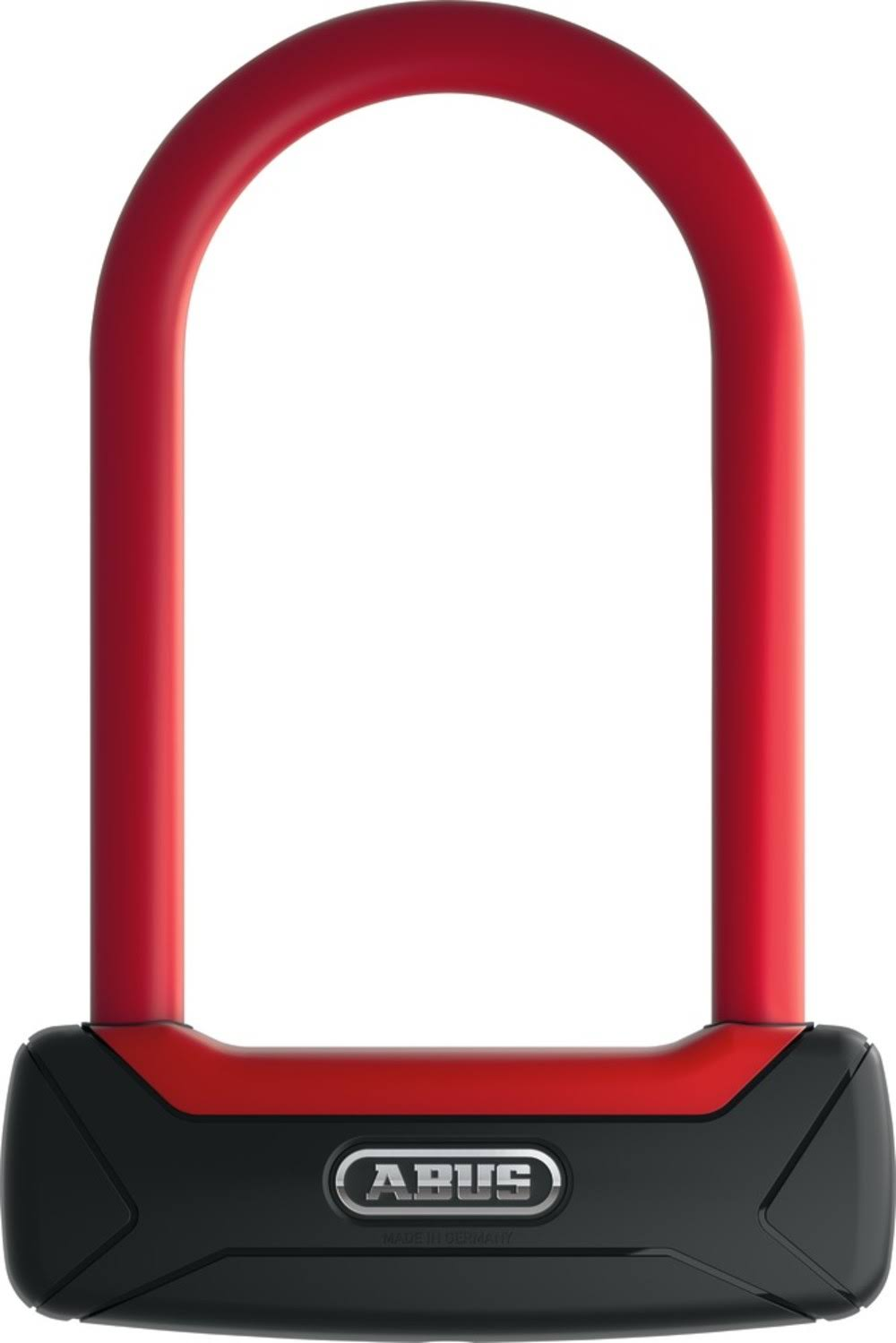 Abus Granit Plus 640 U Lock Key Padlock - Red