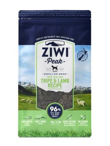 ZiwiPeak Daily Cuisine Tripe and Lamb Dog Food - 2.2lb