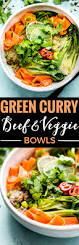 Thai Green Pumpkin Curry Recipe by Quick Thai Green Curry Beef And Veggies Paleo
