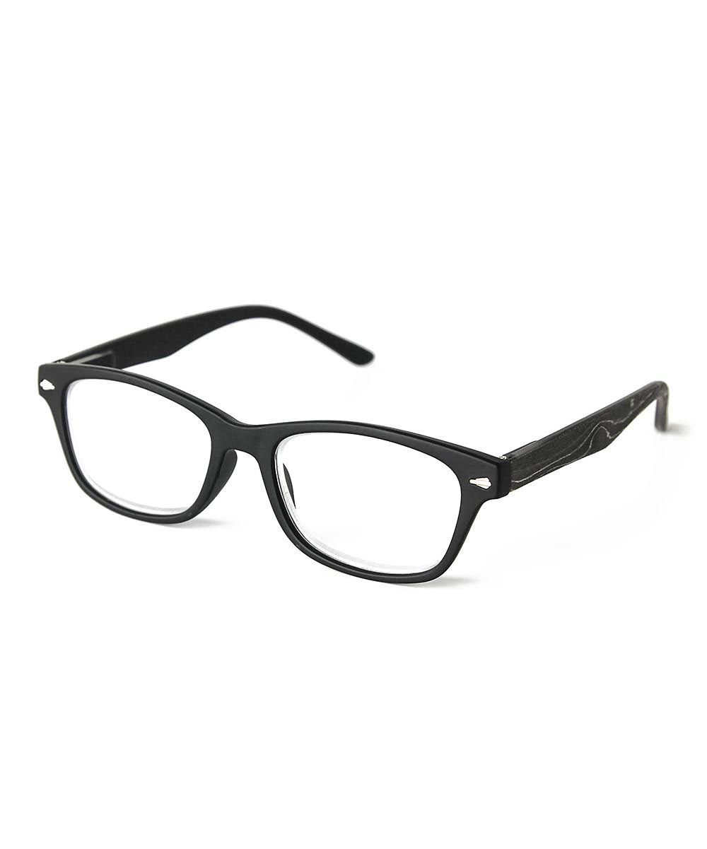 Optimum Womens Black Reading Glasses