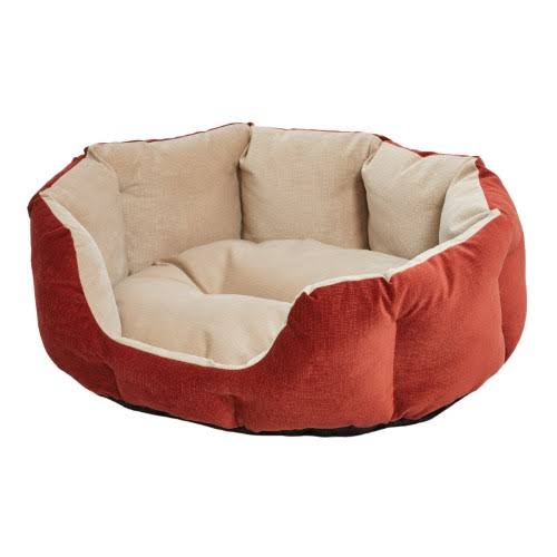 Midwest Homes for Pets MW Tulip Bed Russet Small