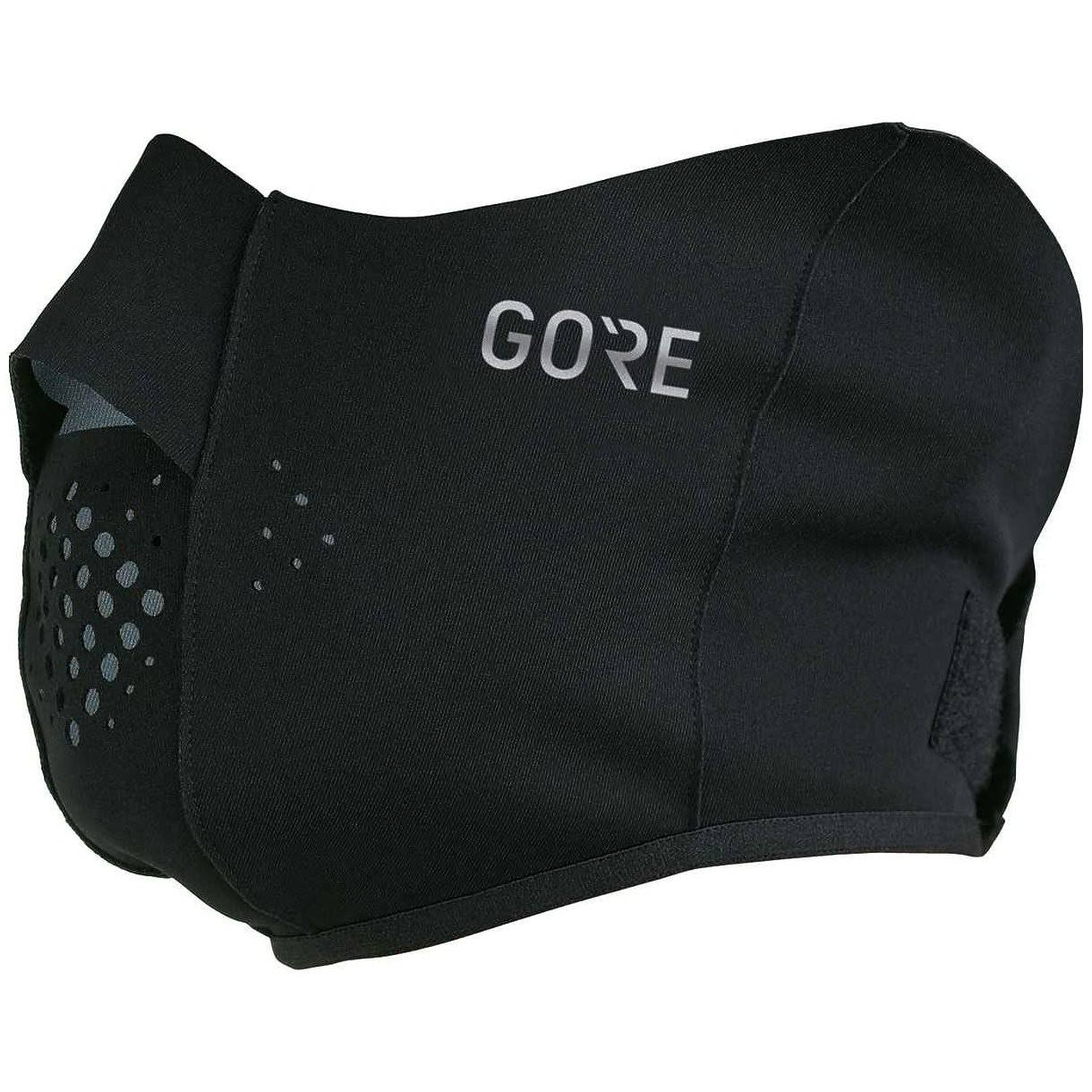 Gore Wear Windstopper Face Warmer - Black