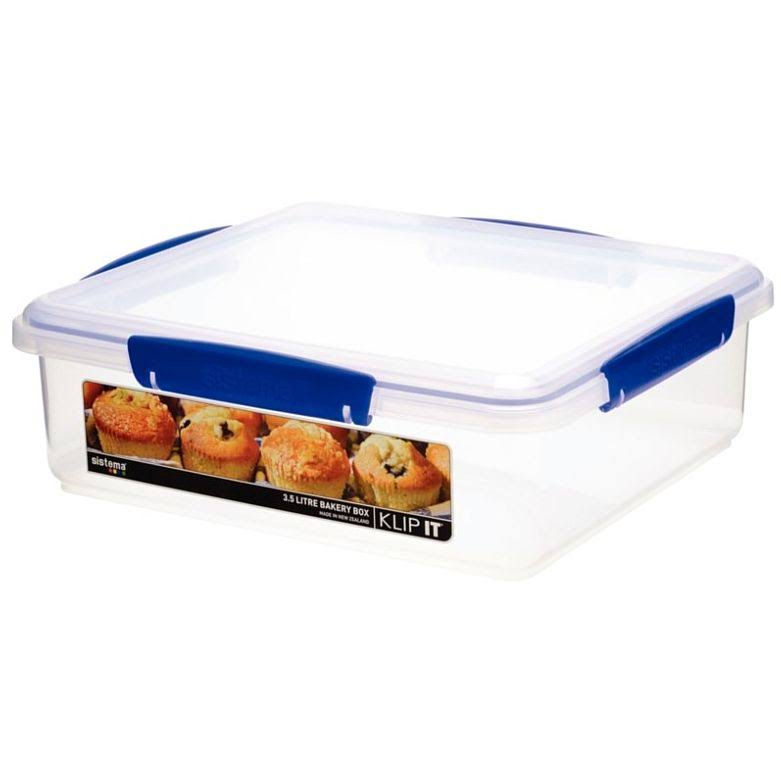 Sistema Klip It Bakery Box - 3.5l