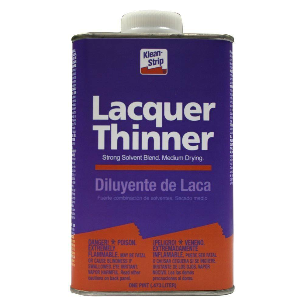 Klean-Strip Lacquer Thinner - 1pt