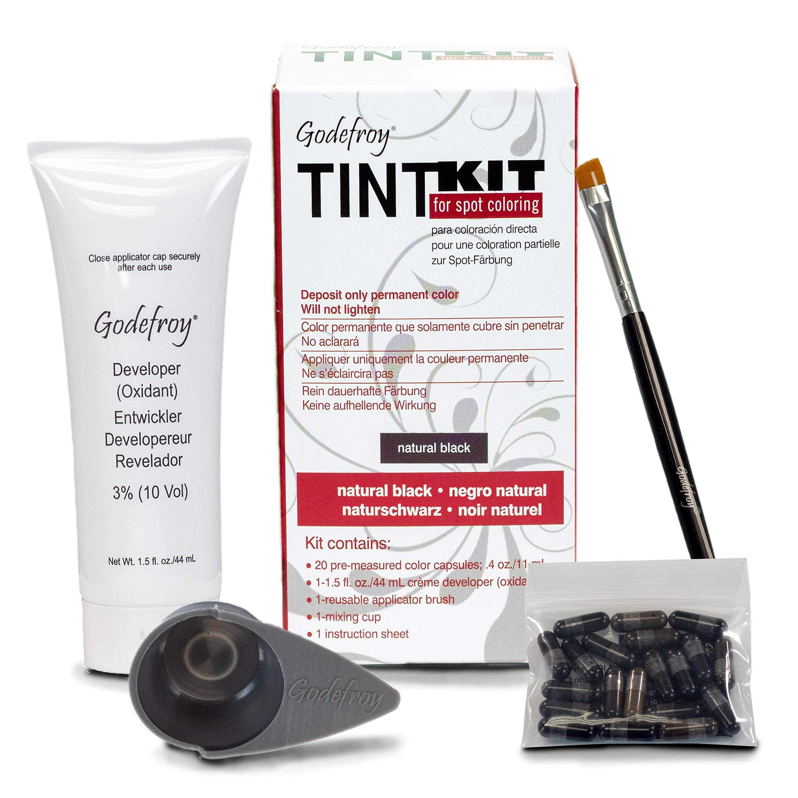 Godefroy Tint Kit - Natural Black