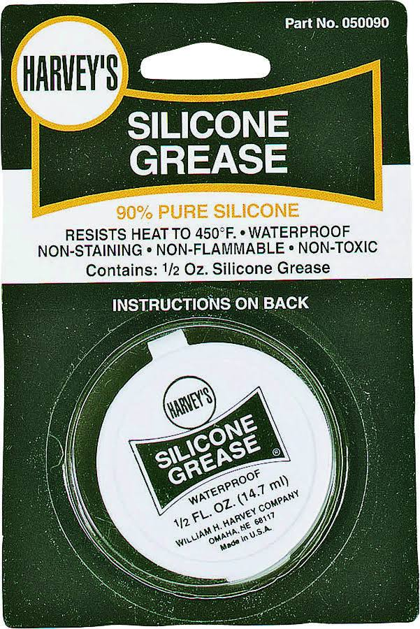 Harvey's Silicone Grease - 1/2oz