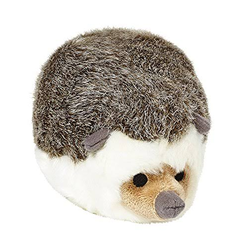 Fluff-and-Tuff Harriet The Hedgehog Plush Dog Toy