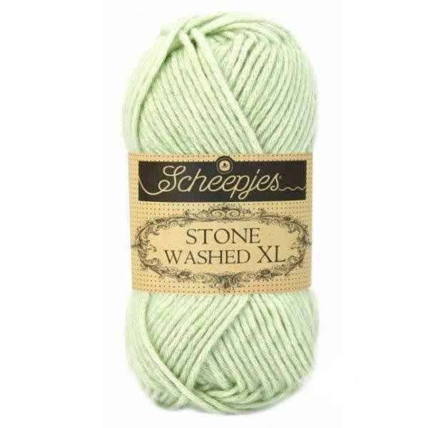 Scheepjes Stone Washed XL - New Jade (859)