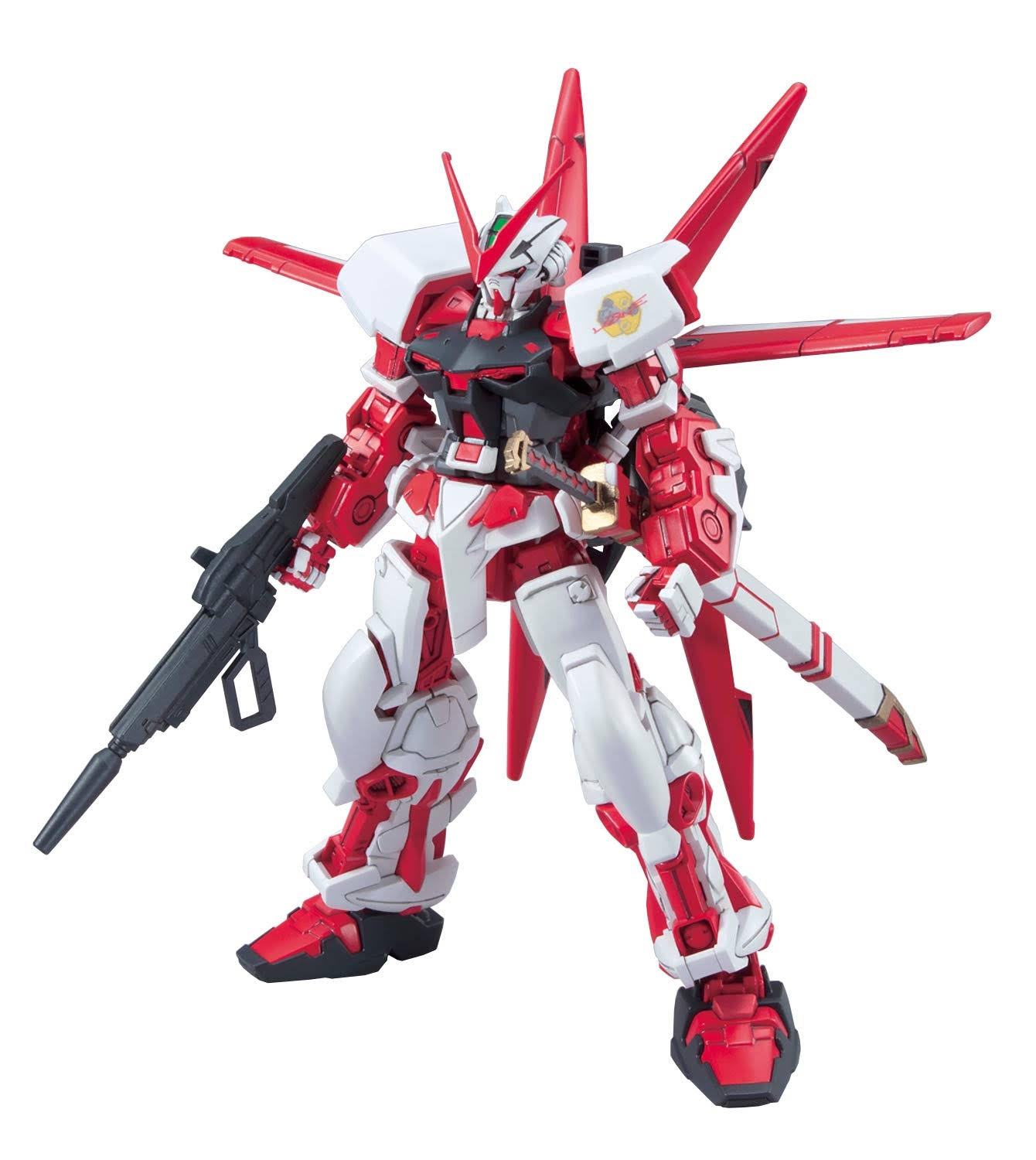 Gundam Astray Red Frame Flight Unit HG Model Kit - Scale 1:144