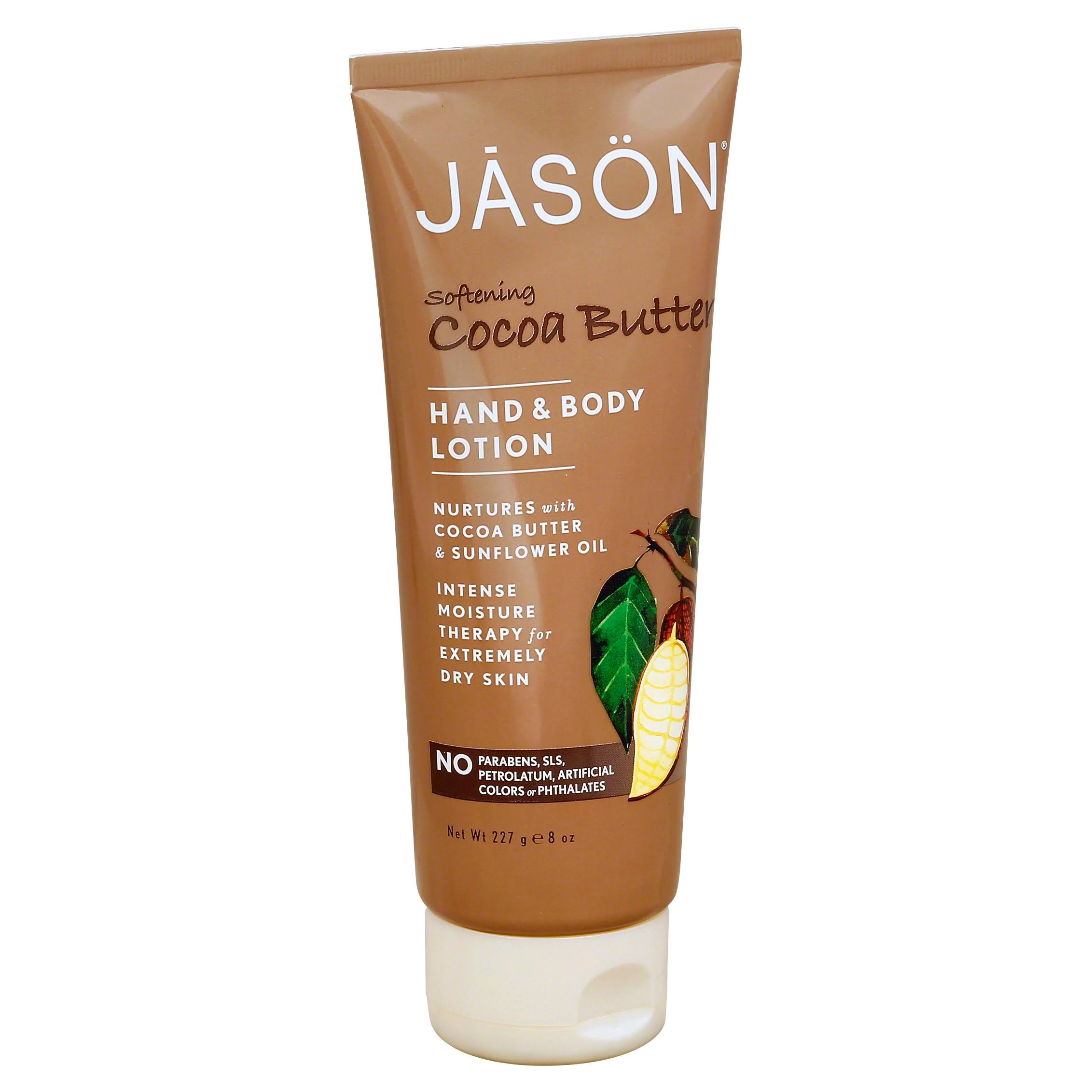 Jason Hand & Body Lotion - Cocoa Butter