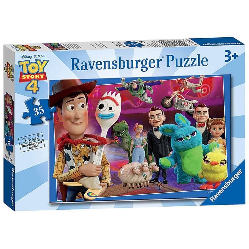 Ravensburger 8796 Disney Pixar Toy Story 4 Jigsaw Puzzle - 35pc