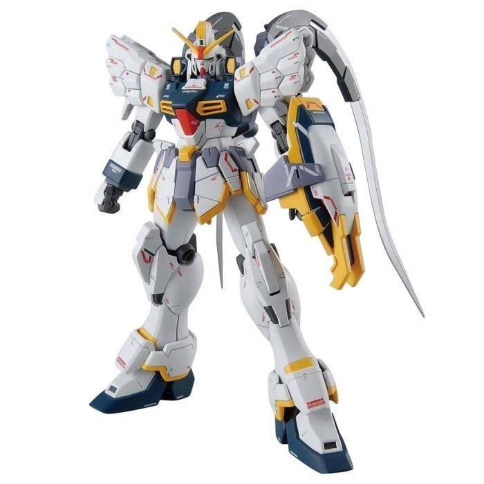 Gundam Master Grade Endless Waltz Model Kit - Gundam Sandrock Ew,1/100 Scale