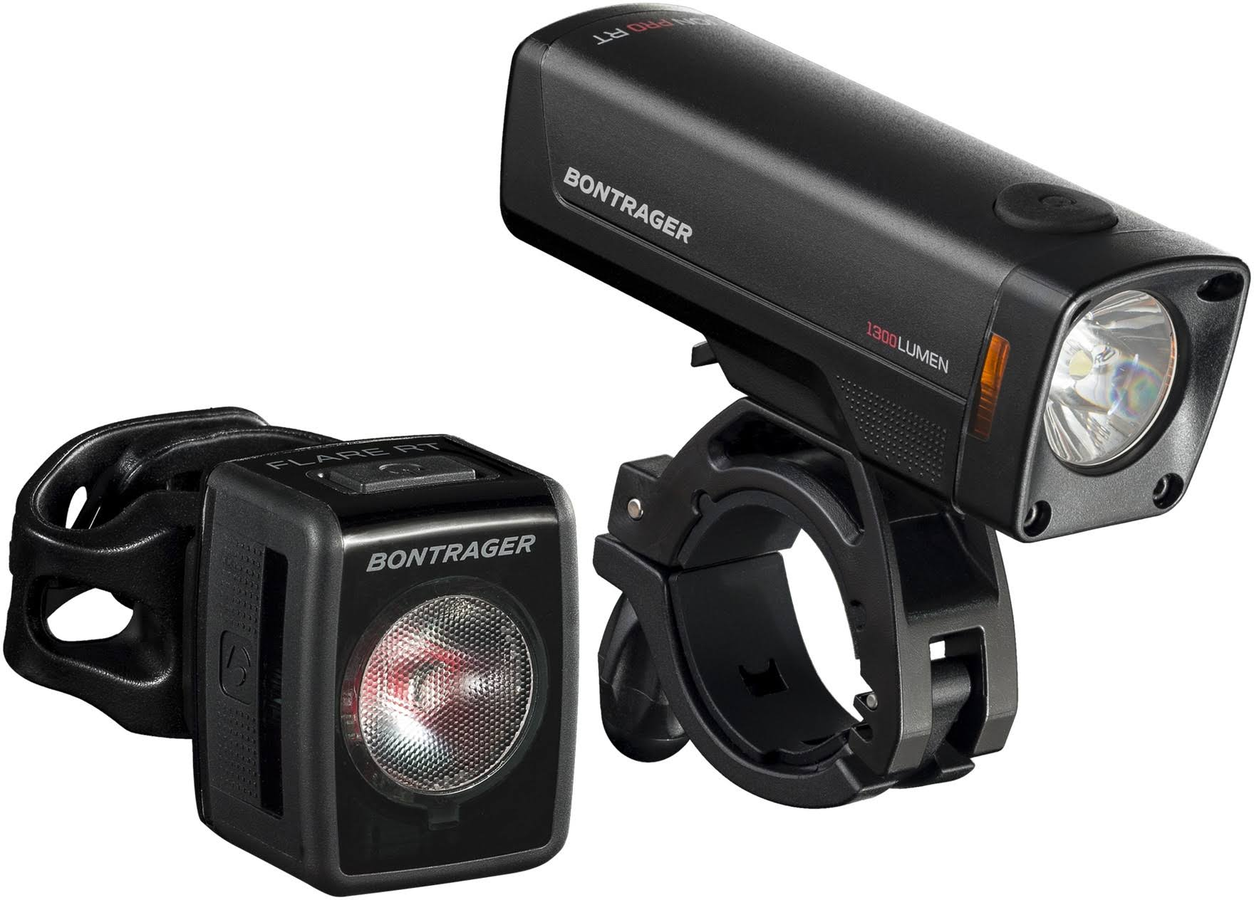 Bontrager Ion Pro RT / Flare RT Rechargeable Light Set