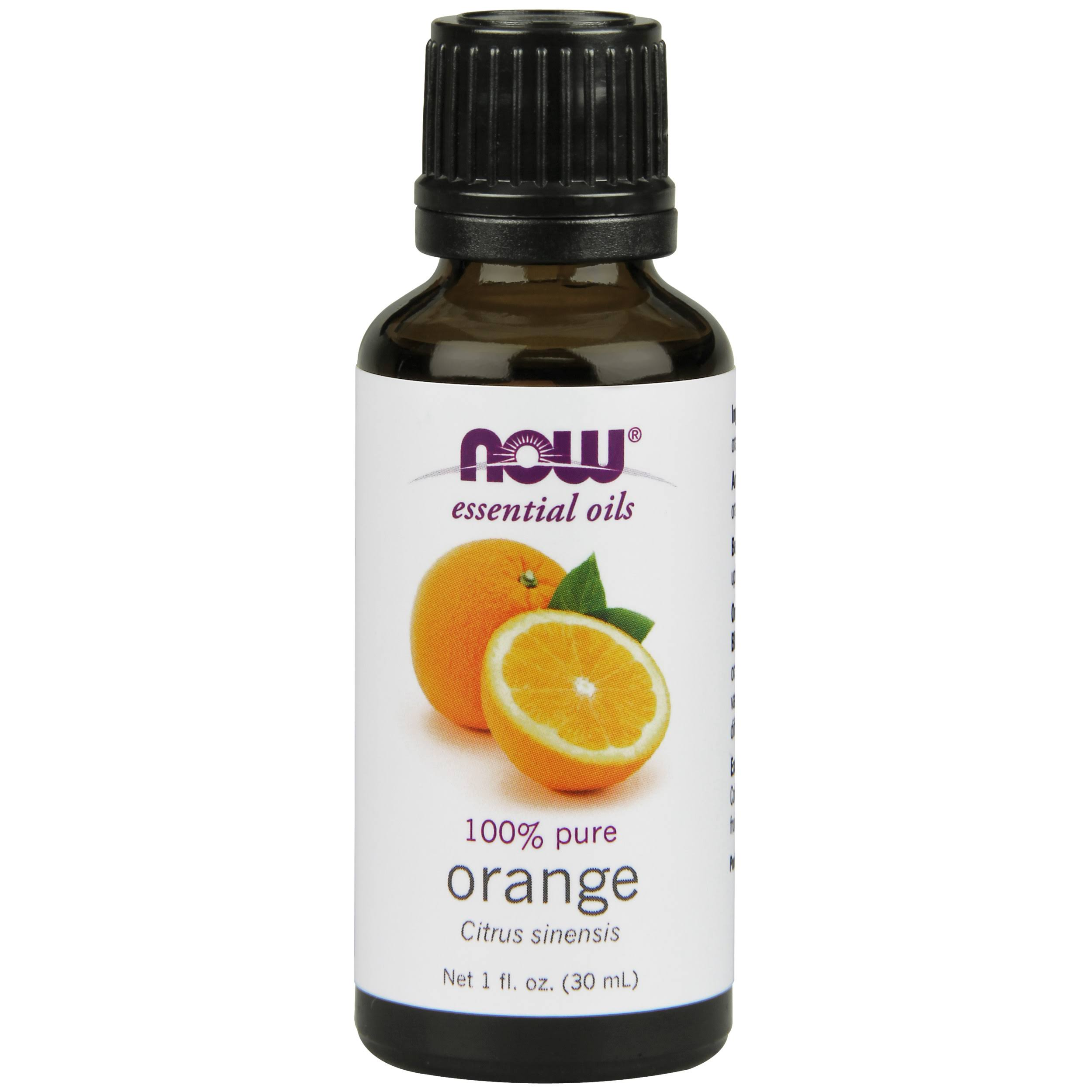 Now Essential Oils - Orange, 30ml