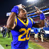 Watch: Jalen Ramsey and Marcus Peters get into it after Rams ...