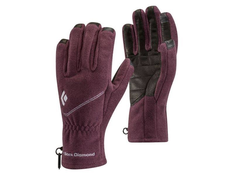 Black Diamond Women's Wind Weight Gloves - Violet, Small