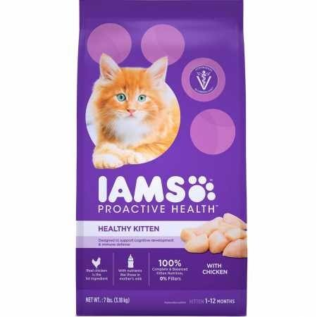 Iams Proactive Health Kitten Dry Cat Food - 7lb