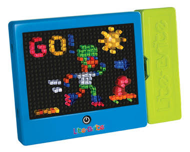 Basic Fun Lite Brite Magic Screen Toy