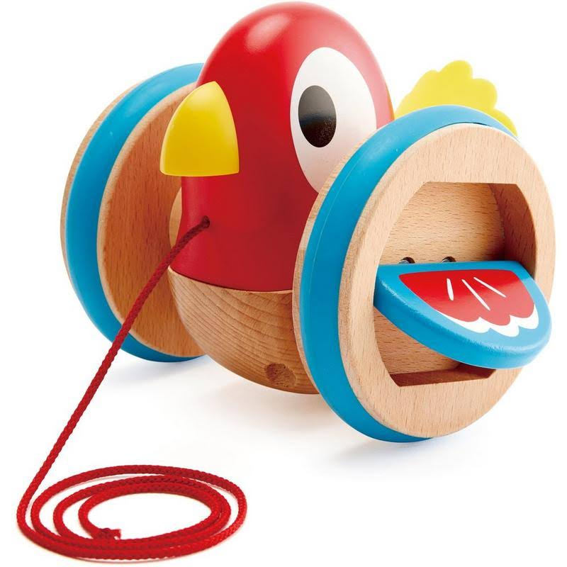 Hape 0360 Baby Bird Pull Along Toy