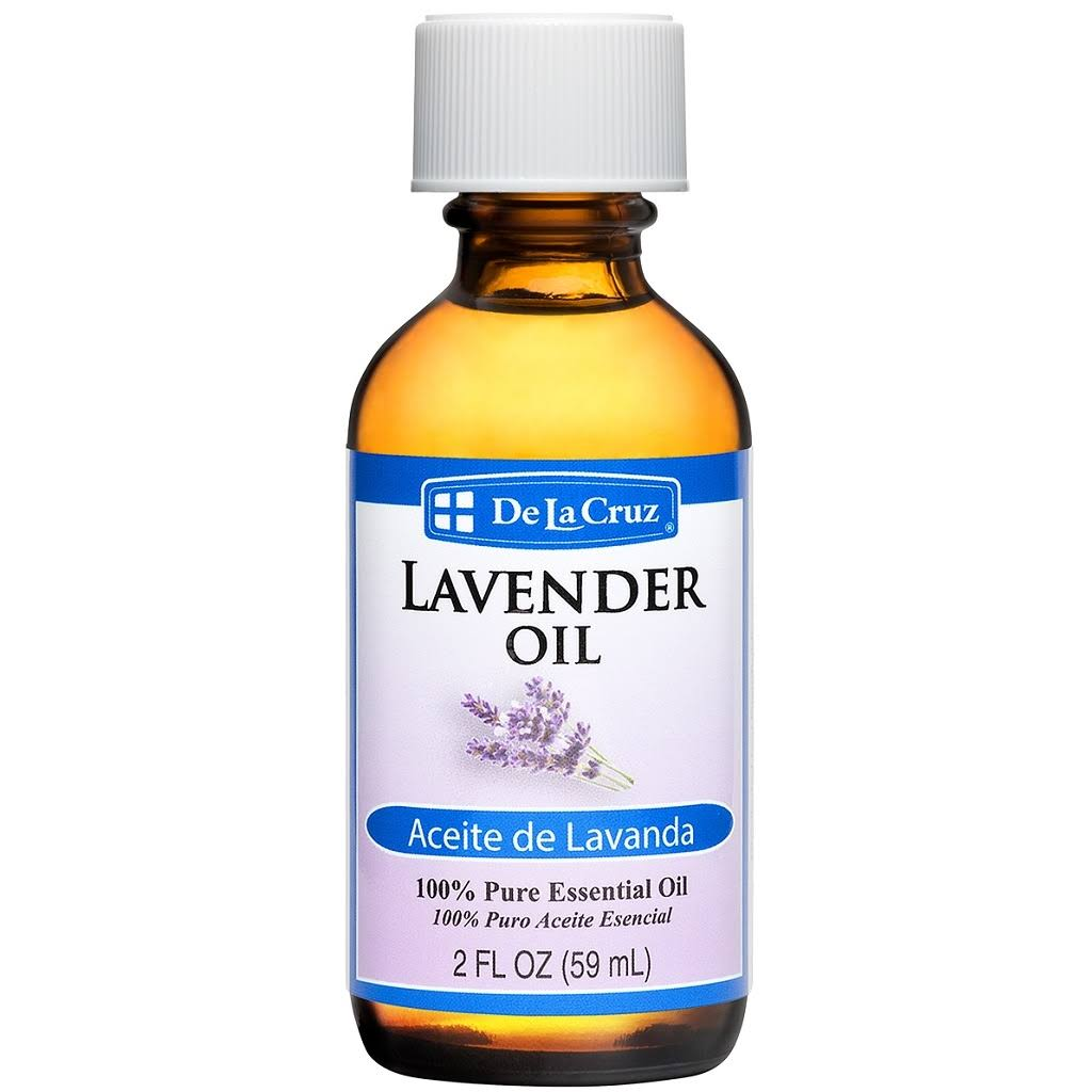 De La Cruz Aceite Oil - Lavender, 2oz