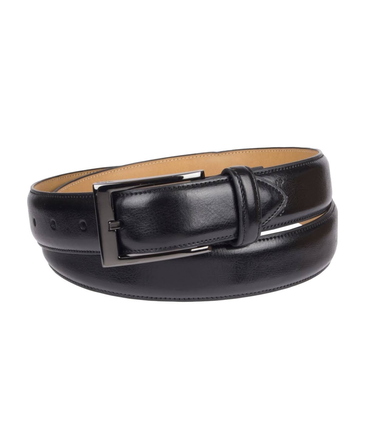 Dockers 32mm Leather Belt Black