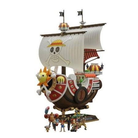 One Piece Thousand Sunny Ship New World Plastic Model Kit