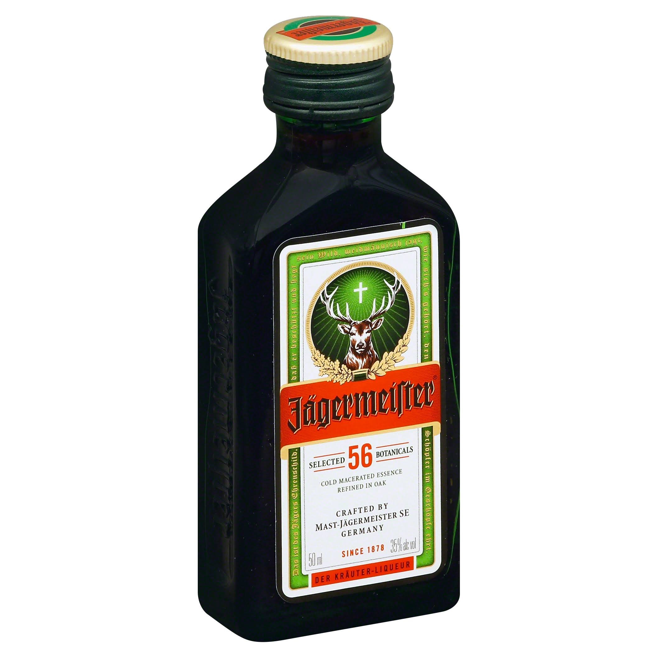 Jagermeister Liqueur - 50 ml bottle