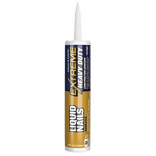 Liquid Nails LN 907 Extreme Heavy Duty Adhesive - 10oz