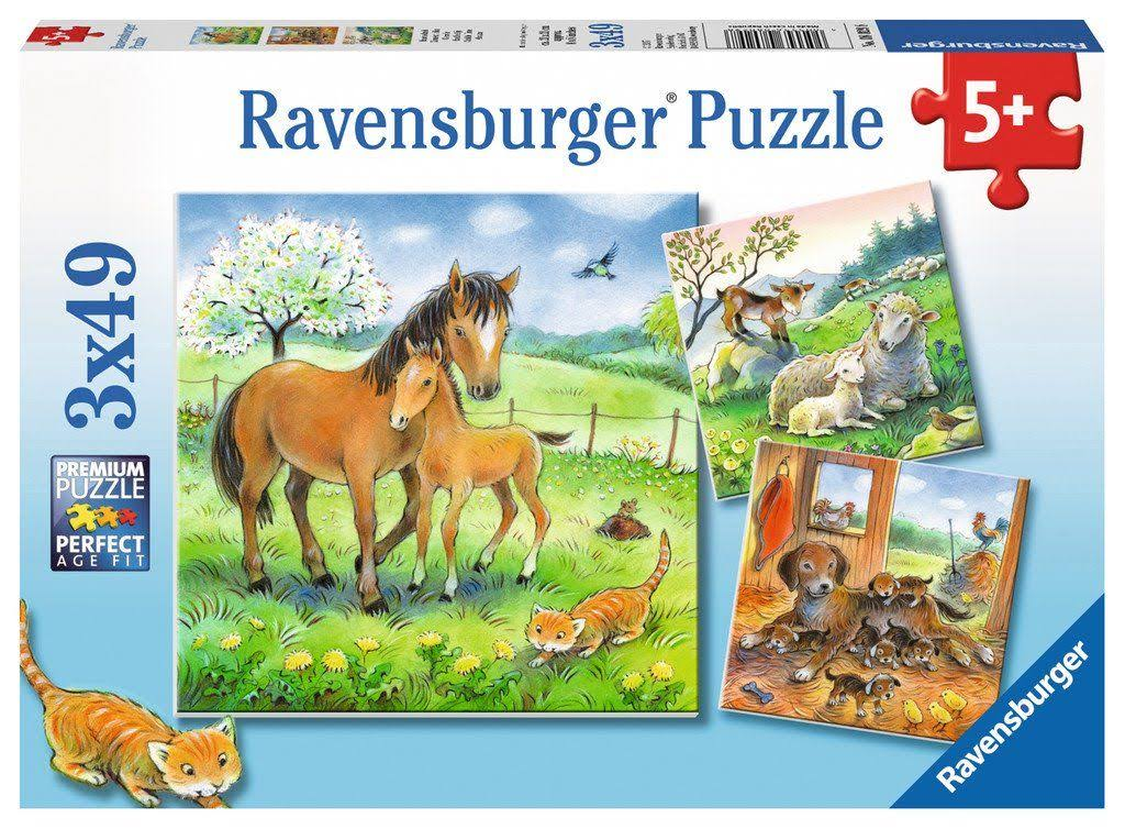 Ravensburger Cuddle Time