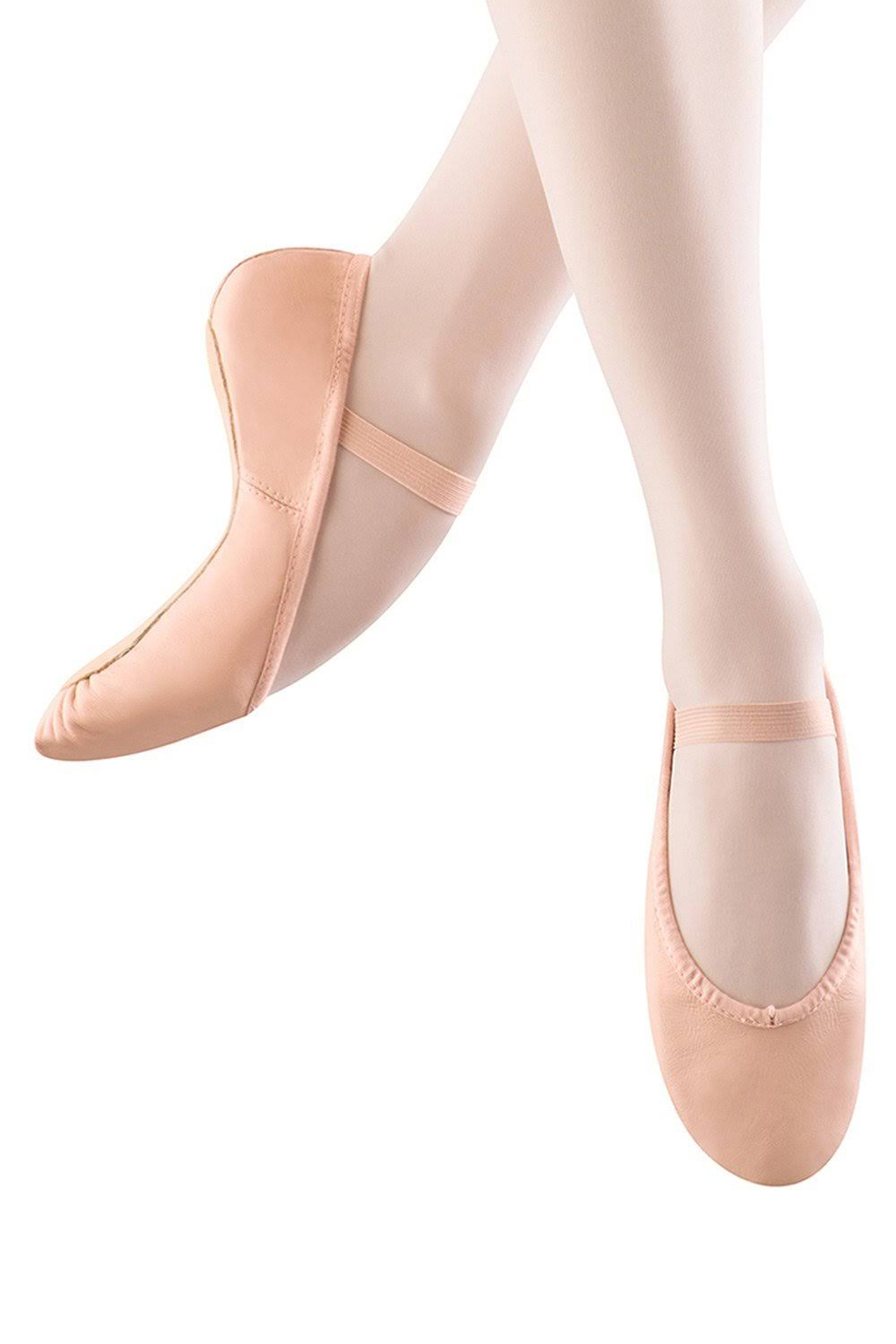 Bloch Dance Dansoft Ballet Slipper - Pink