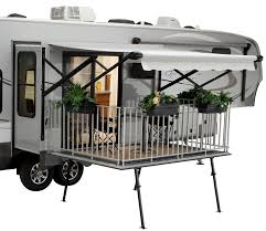 5th Wheel Toy Hauler Floor Plans by Wow Open Range Rv Company The Patio And Patio Awning Is