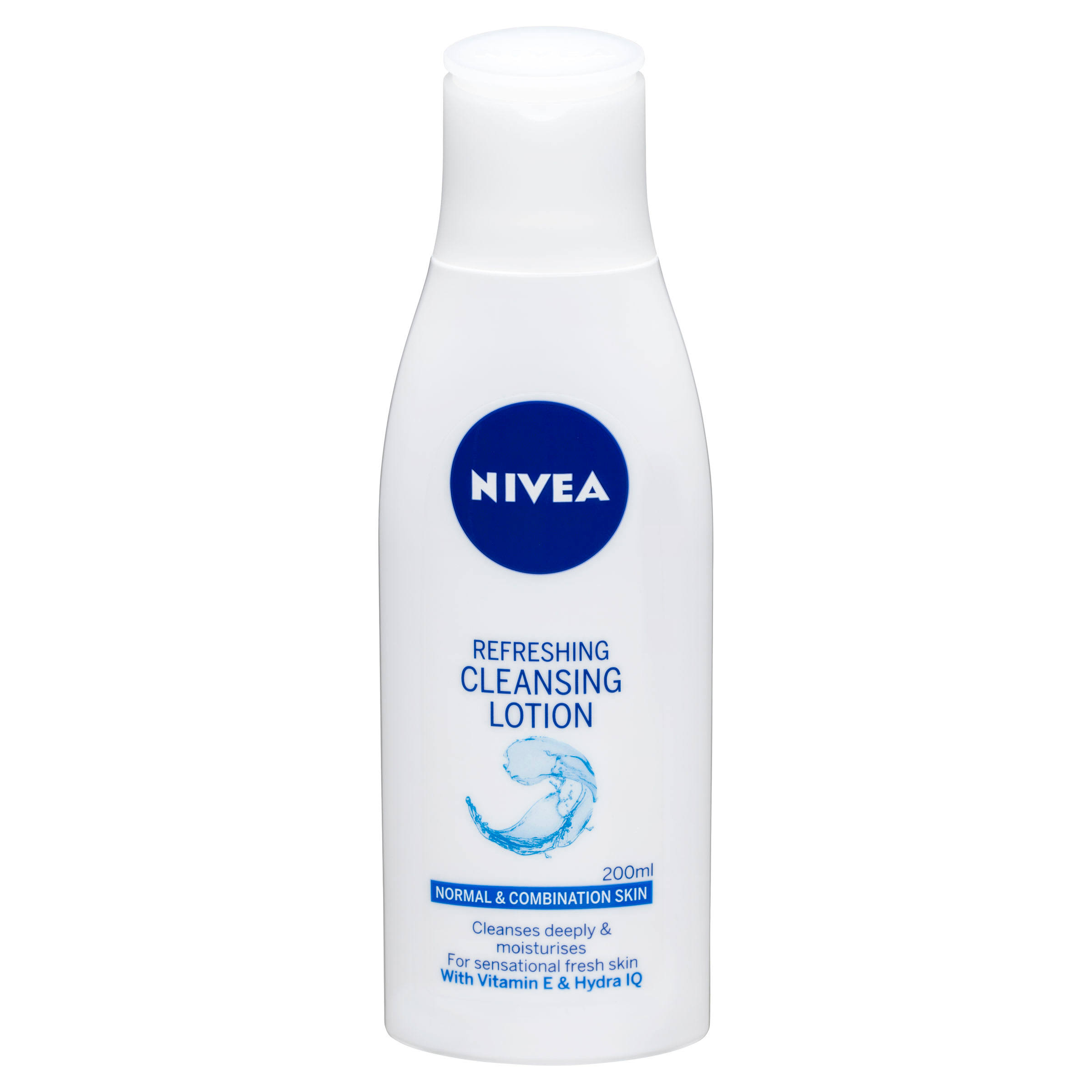 Nivea Daily Essentials Refreshing Cleansing Lotion - 200ml