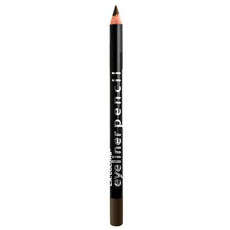 LA Colors Eyeliner Pencil - Black-Brown