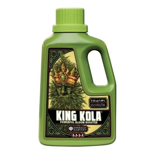 Emerald Harvest 723944 King Kola Fertilizer - 1.9l