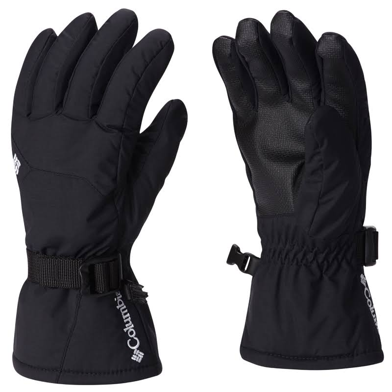 Columbia Youth Whirlibird Glove - S - Black