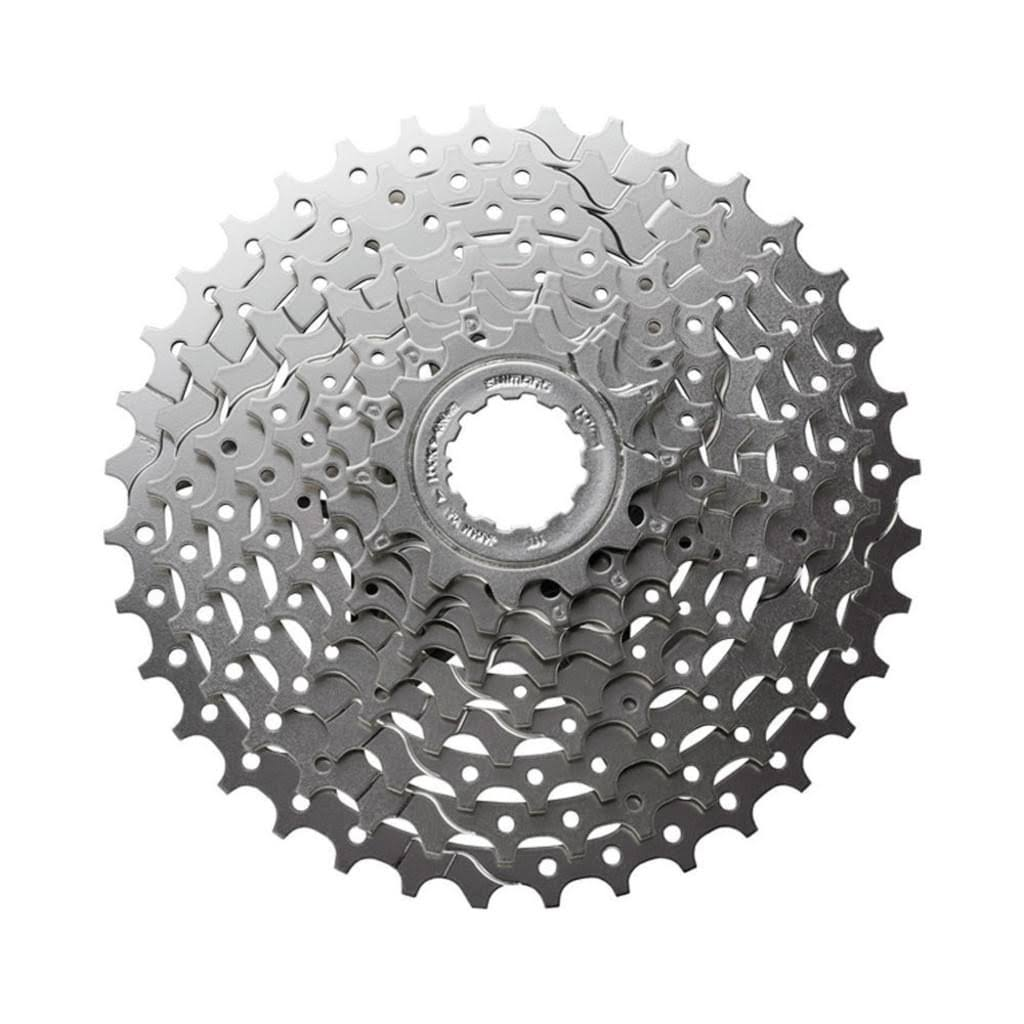 Shimano CS-Hg400-9 Sprocket - Silver