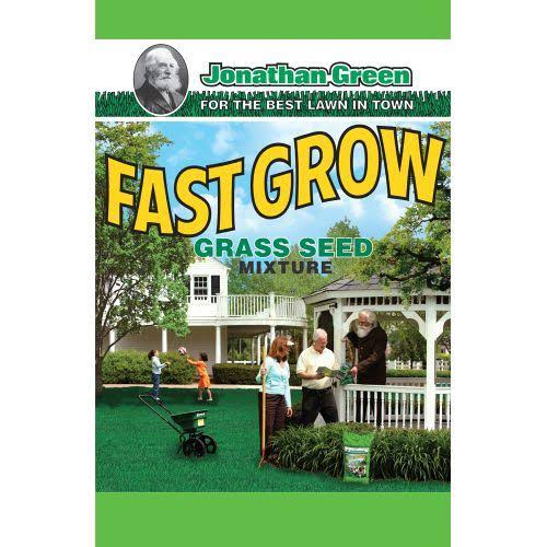 Jonathan Green Fast Grow Grass Seed Mixture - 25lb
