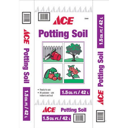 ACE 1.5 cu ft Potting Soil