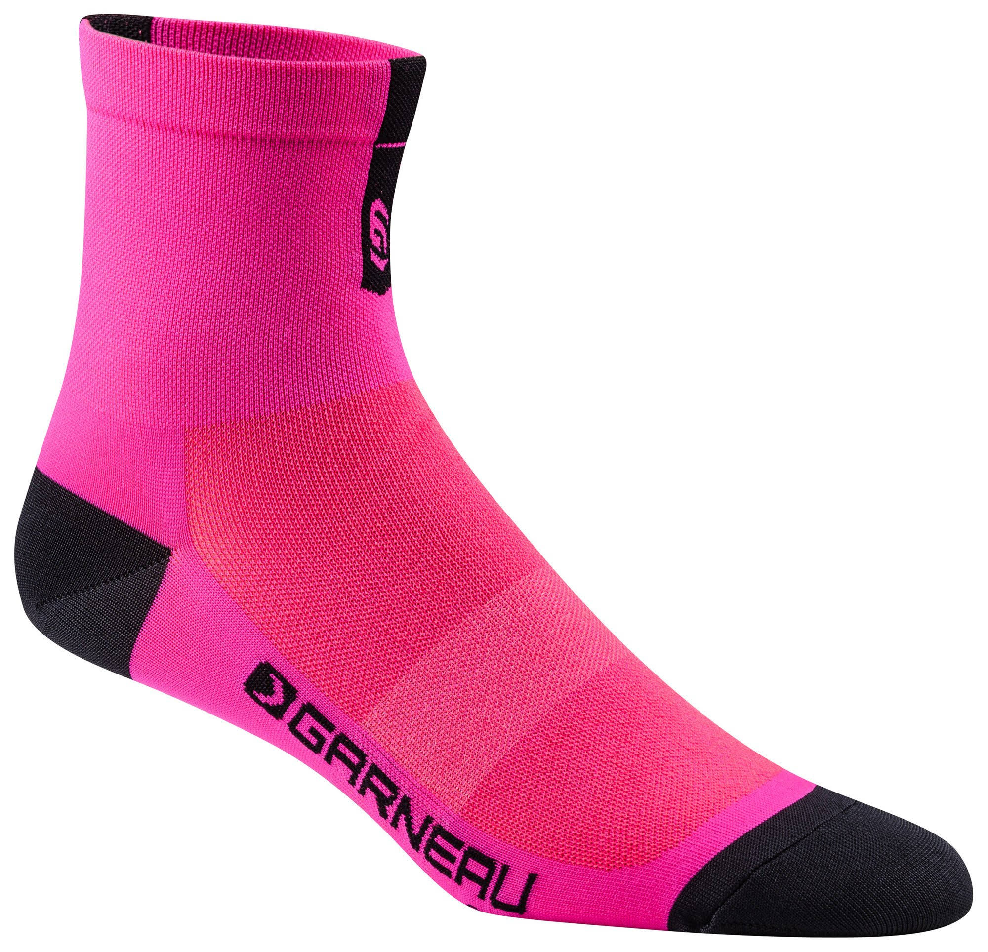 Louis Garneau Conti Cycling Socks - Black, Large/XLarge