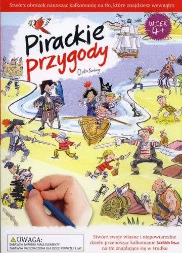 Pirate Adventure Activity Pack