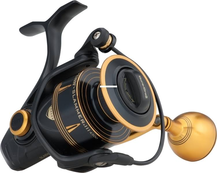 Penn Slammer 111 4500 Spinning Fishing Reel Tackle