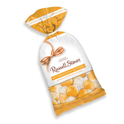 Russell Stover Hard Candies - Butterscotch, 12oz